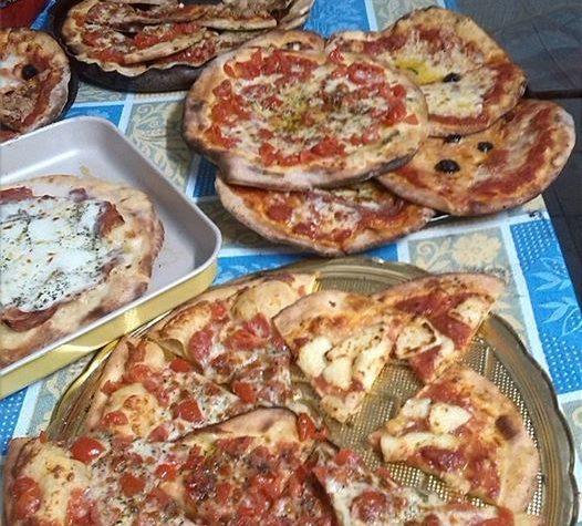 Pizza accia