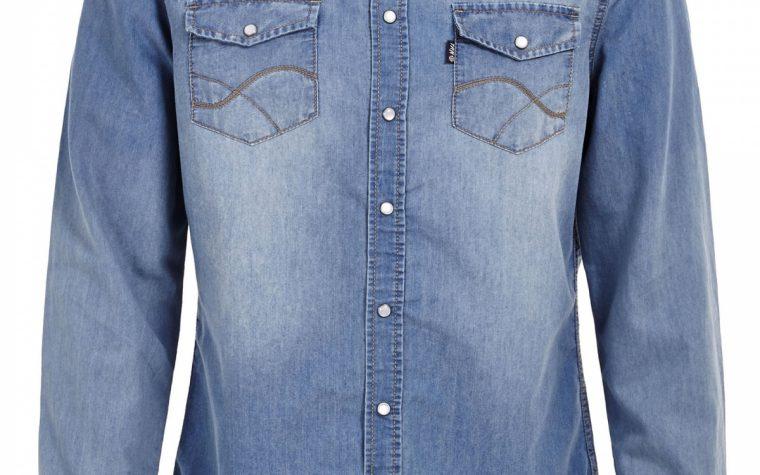 Camicia di Jeans da uomo