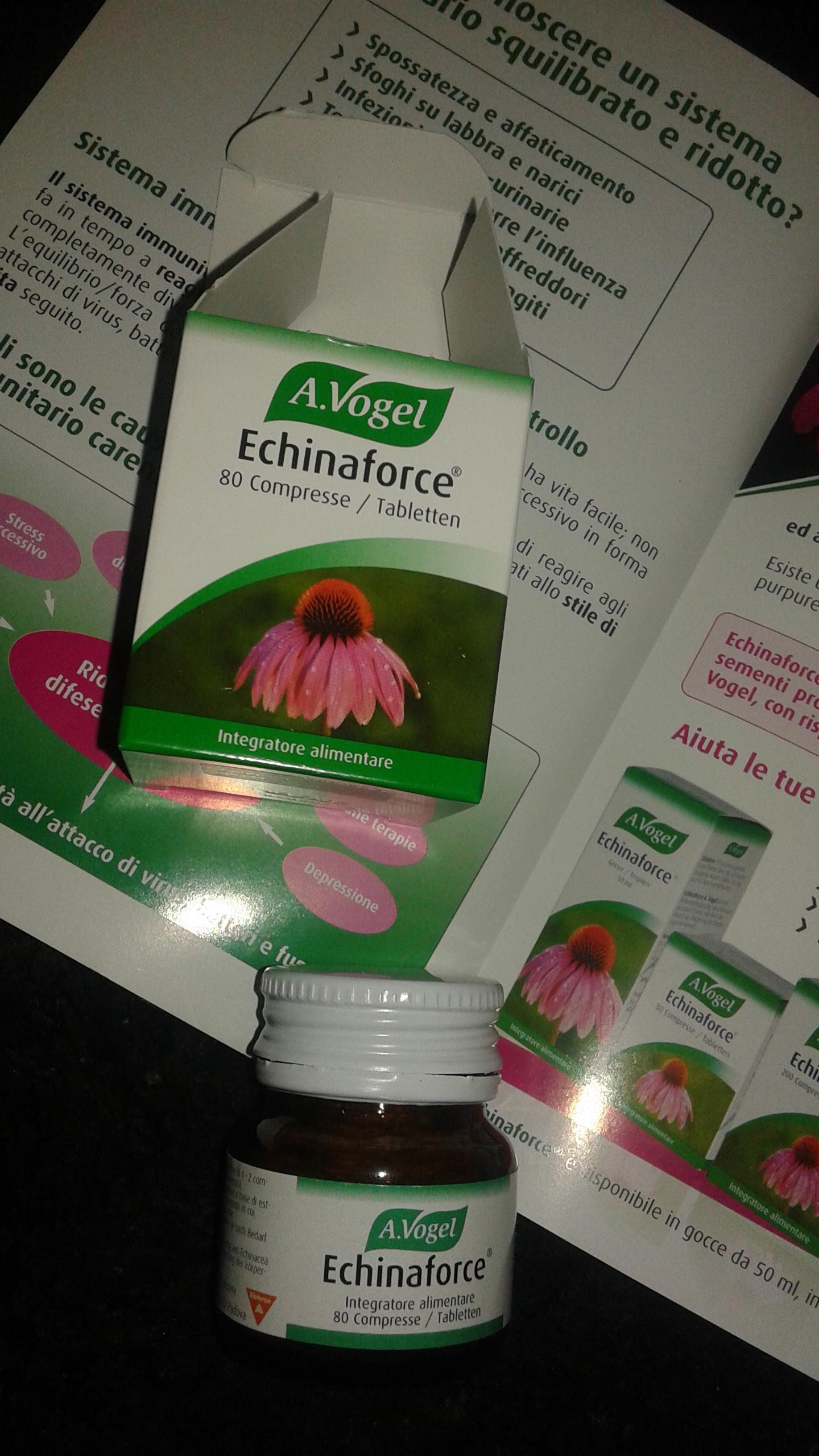 A. Vogel Echinaforce Echinacea Tablets