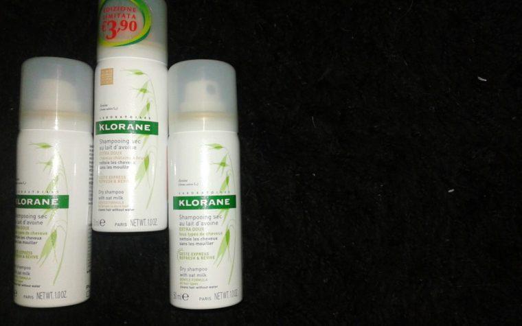 KLORANE CAPELLI, Shampoo secco