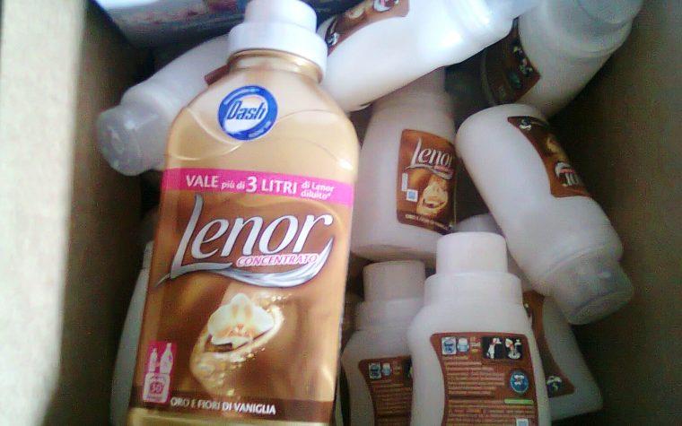 Lenor vaniglia