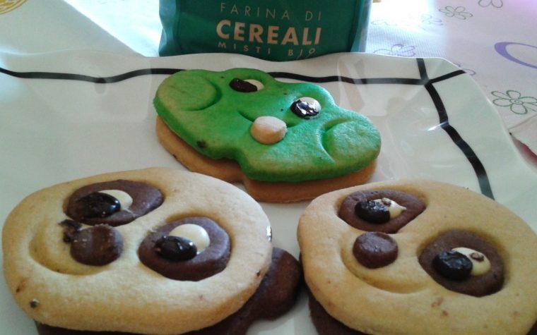 Biscotti bio cereali: Molino Agostini