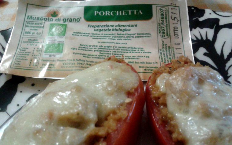 Pomodori  & Porchetta