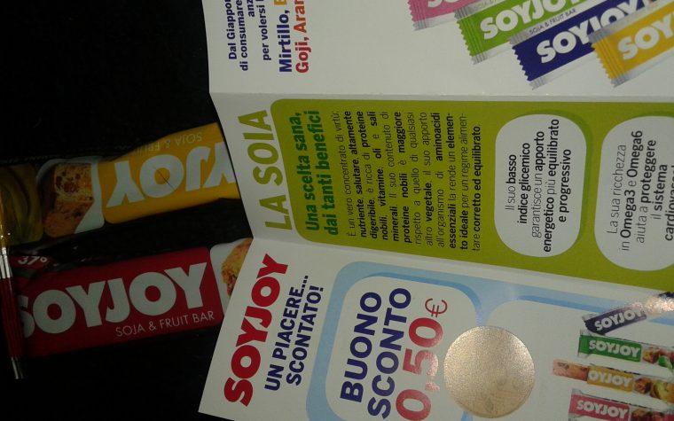 Soyjoy: Lo snack intelligente