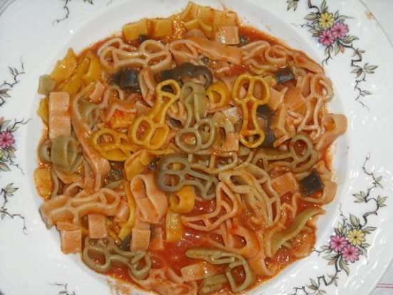 Pasta forbice