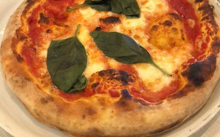 Pizza Mega basilico